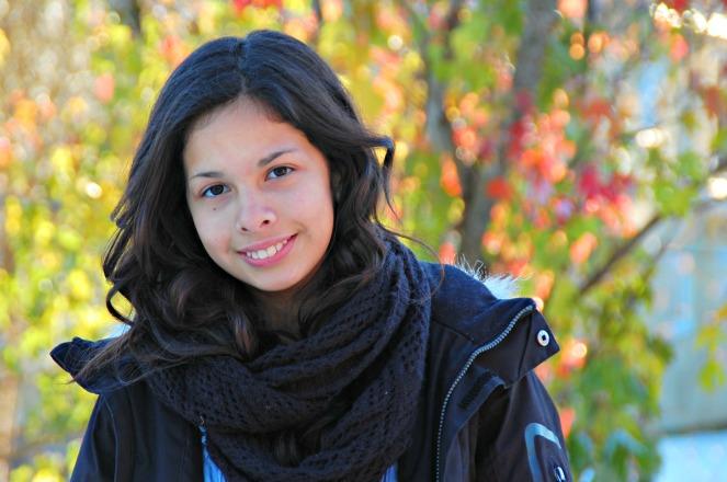 Clara, oktober 2012