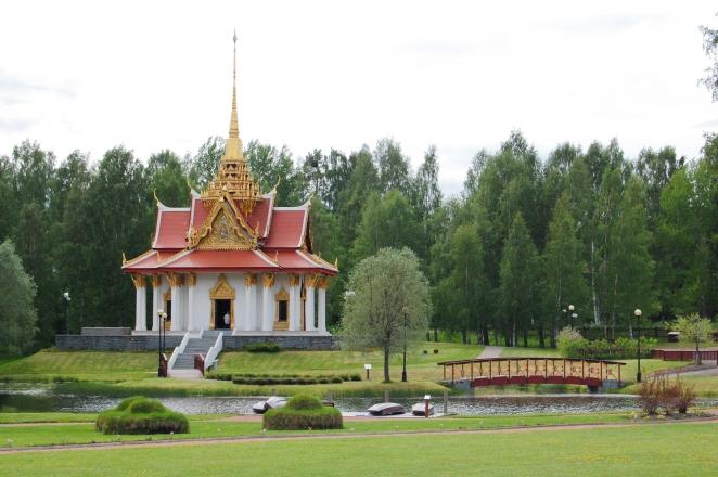 Thailändska Paviljongen, Ragunda