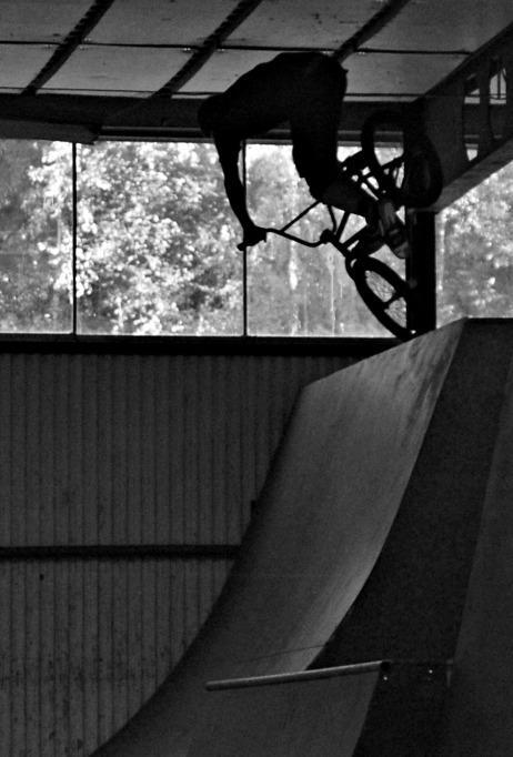 Drakstaden Skatepark, sommaren 2012