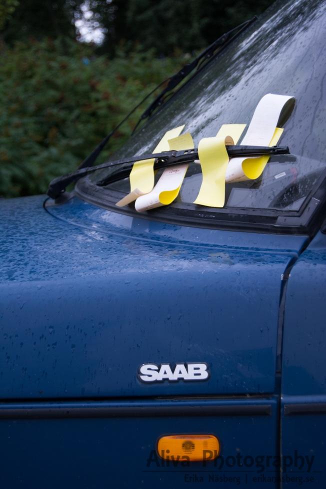 Dags att kolla till bilen sin kanske...?
