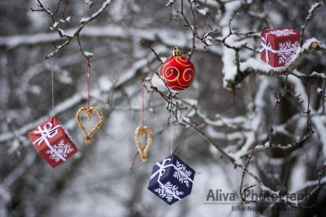 Julpynt i Merloparken 3