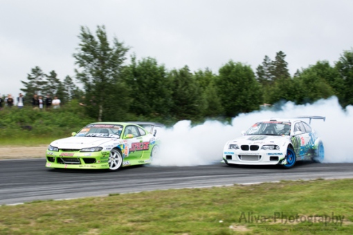 Motor, drifting